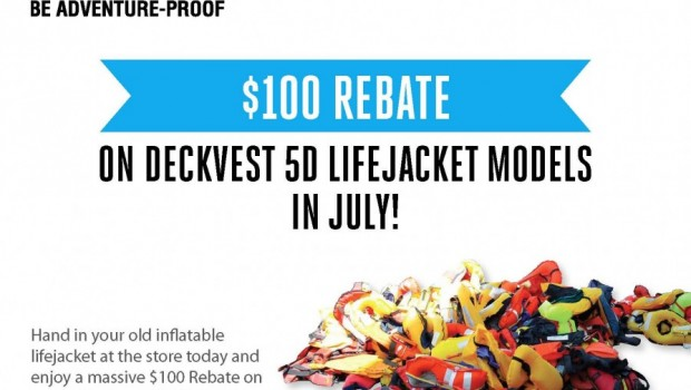 $100 Saving on Deckvest 5D advert v3