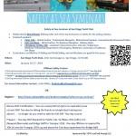 Sailing the deep blue waters SDYC 2019